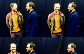 Discussion avec Dimitri  Chamblas et Boris Charmatz