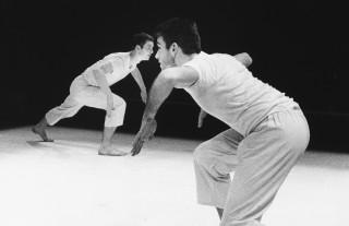 A bras le corps - Boris Charmatz - Dimitri Chamblas