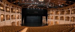 La salle du Dôme Théâtre - Albertville