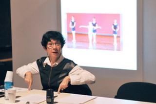 Non, la danse n'est pas une affaire de fille - Conférence par Hélène Marquié