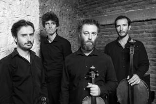 Quatuor Béla - Othman Louati - Schubert