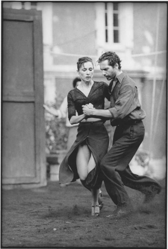 Berbessou - Moreno danse tango
