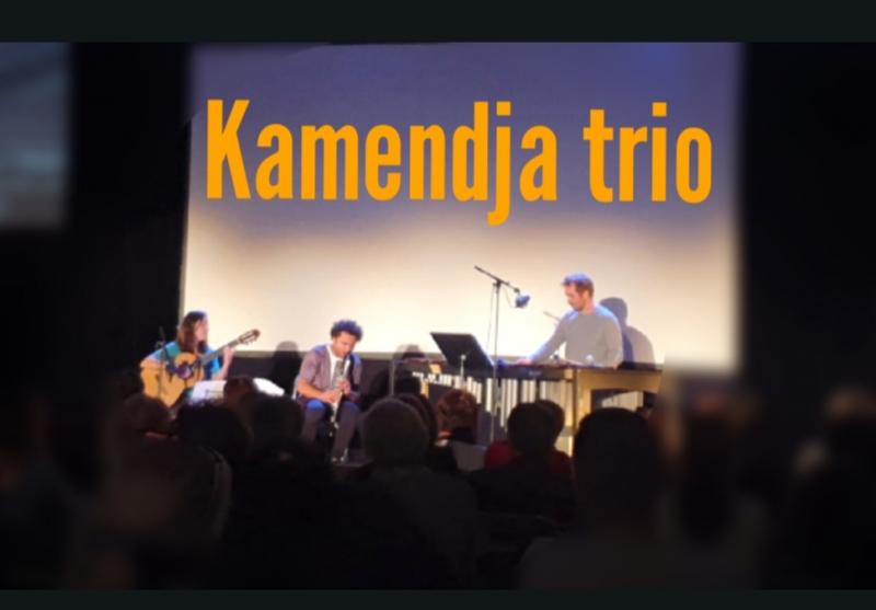 Kamendja trio