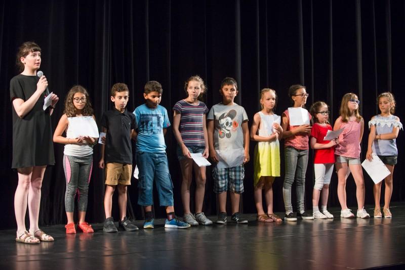 Les Arts à l'Ecole 2017 - Présentation film