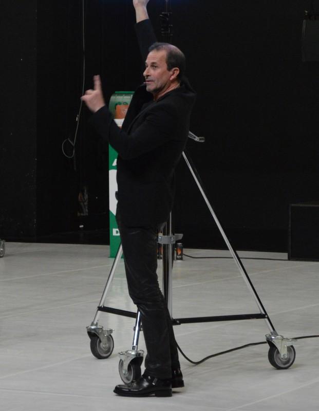 Michel Schweizer dans Cartel pour Tête-à-tête(s)