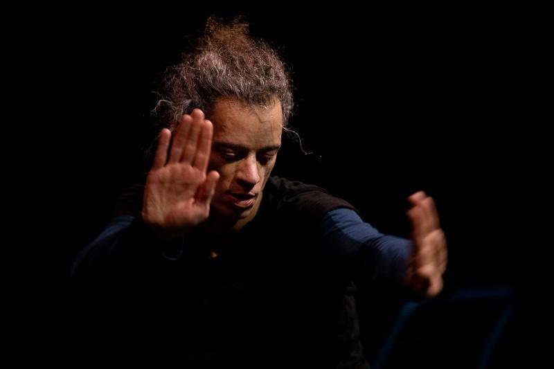 Nicolas Cantillon, chorégraphe, artiste associé