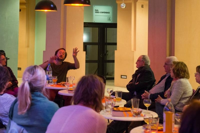 Rencontre en Tête-à-Tête(s) avec Thomas Poulard, metteur en scène