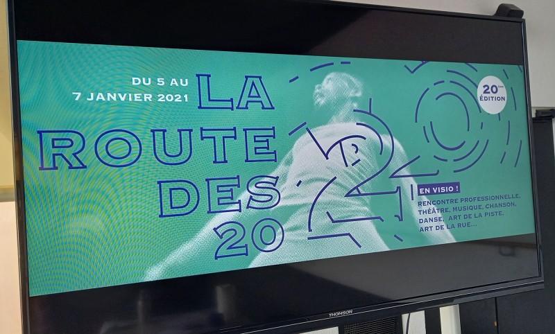 Route des 20 - janvier 2021 - Villefontaine