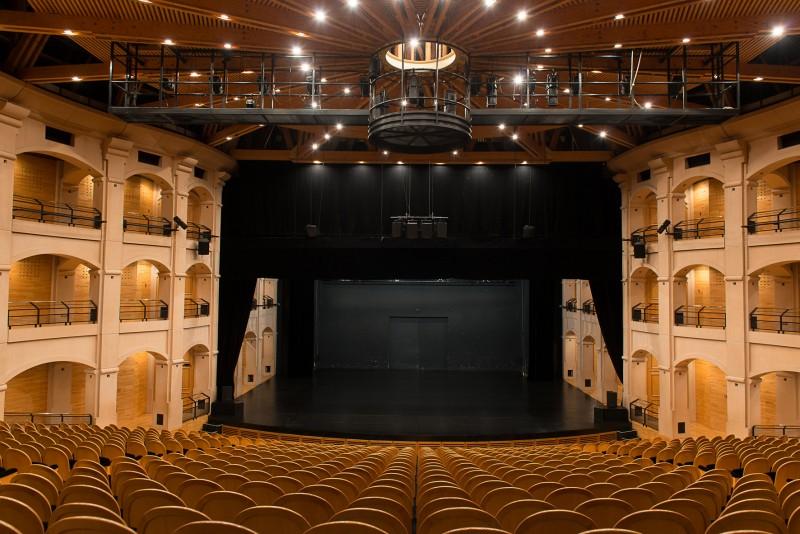 Salle du Dôme Théâtre