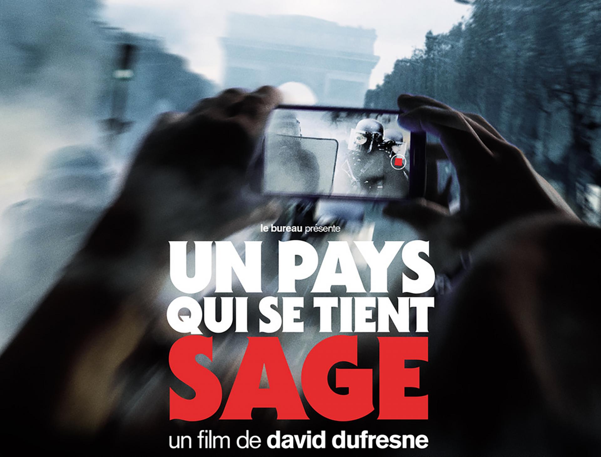 Un pays qui se tient sage de David Dufresne