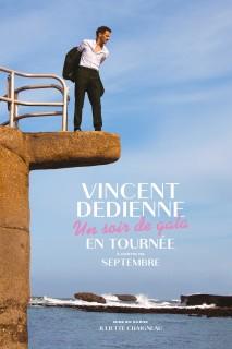 Affiche Tournée Vincent Dedienne - Un soir de gala