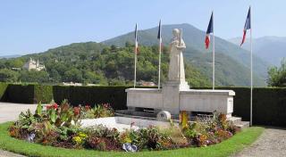 Monument aux morts Albertville