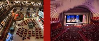 Turin - Musée national du Cinéma - Teatro Region - opéra