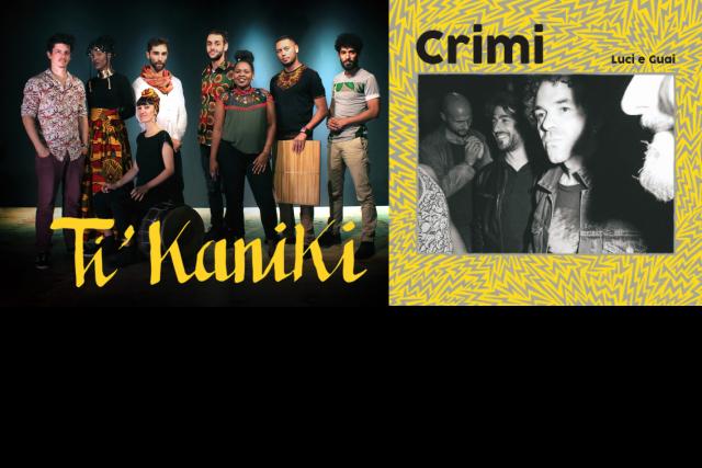 CRIMI & TI'KANIKI  GRAND BIVOUAC – 20 ANS