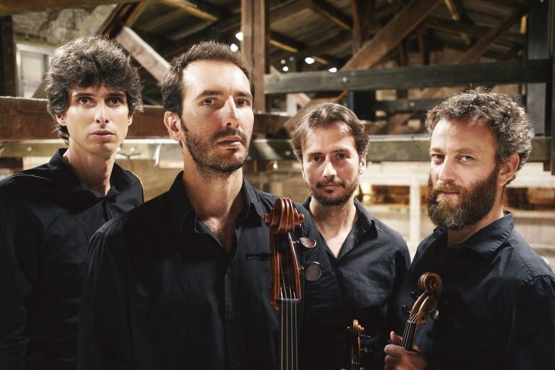 Bacchus - Quatuor Béla