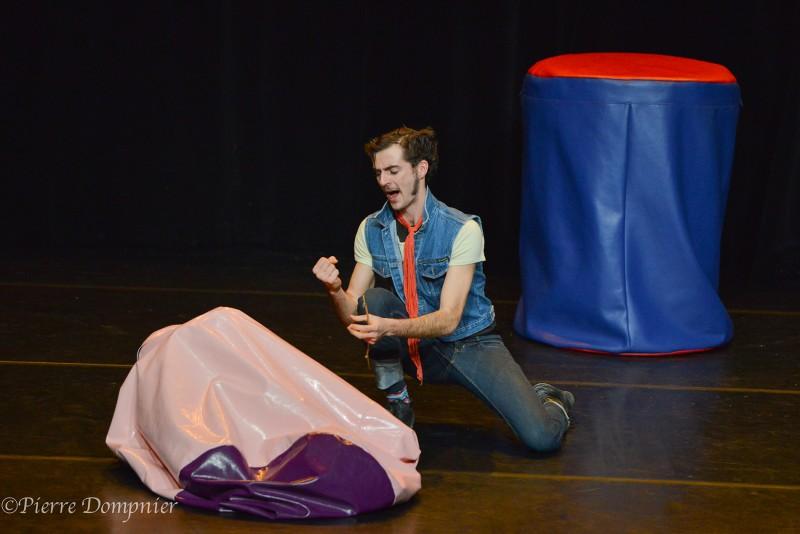 En cirque - Elégance
