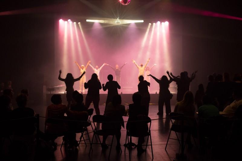 Le Bal disco - Compagnie Contrepoint en Coeur de Tarentaise